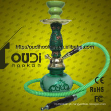 Por atacado shisha de vidro cachimbo de água al fakher resina hookah iluminado hookahs