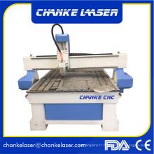 Ck1325 en relief en bois acrylique en laiton Alumnium CNC Router Machine