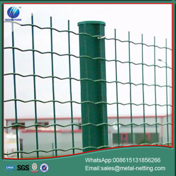 welded fence roll pvc coated roll fence