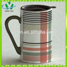Hot sale wholesale ceramic coffee mug,coffee mug with filter
