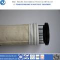 Saco de filtro não tecido de Aramid do coletor de poeira para a planta do asfalto da mistura