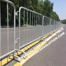 Hot Sale Hot Dipped Galvanized Crowd Control Barrier