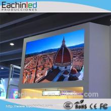 O estágio e o uso de Eachinled usam a tela de vídeo conduzida de suspensão conduzida interna da cor