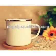 custom enamel mugs and cups & drinking enamelware