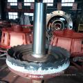 bon quanlity cône concasseur pièces de rechange pièces d'usure