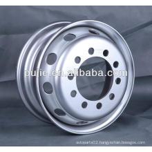 Light truck steel wheels