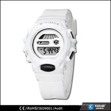 Buena calidad reloj digital personalizado de color brillante