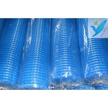 Red de la fibra de vidrio de la pared de 10m m * 10m m 90G / M2