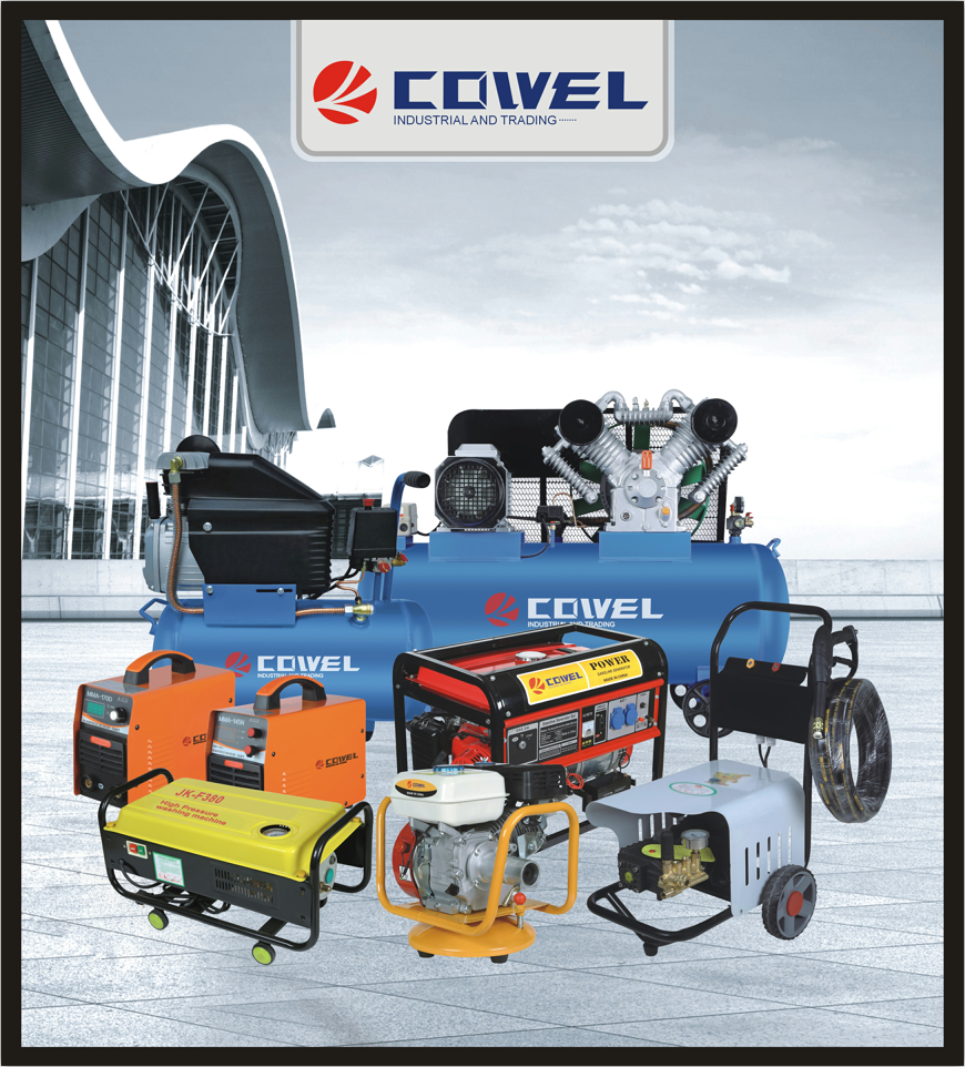 Good Quality Sell Well Belt Driven Air Compressor
