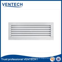 Grelha de ar de porta de alta qualidade para sistema HVAC