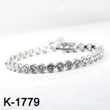 Späteste Art 925 silberne Armband-Art- und Weiseschmucksachen (K-1779. JPG)