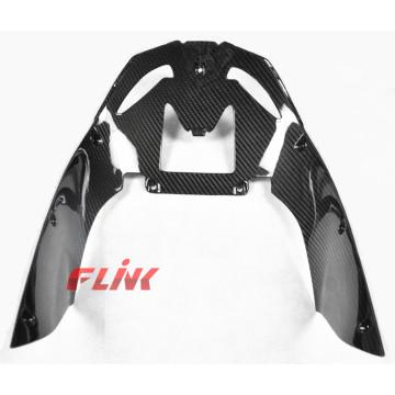 Фронтальная панель обтекателя из карбонового волокна для Kawasaki Zx10r 2016