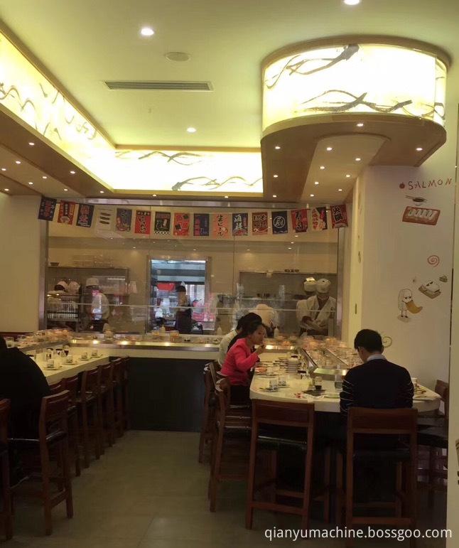 Sushi Conveyor Restaurant
