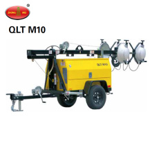 Mobile Vehicle Mounted Diesel Tower Light
