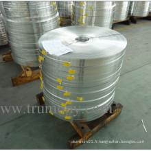 Tube en aluminium à l'aide de condenseur