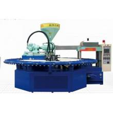 Automatic PVC Plastic Crystal Injection Moulding Shoe Machine
