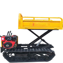 1 ton Mini diesel crawler dump truck