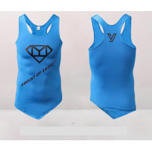 Men Running& Training& Racing Sports Tank Top Fitness Clothing