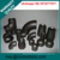 Stumpfschweißen Kohlenstoff Stahl Rohrverschraubungen und Flansche