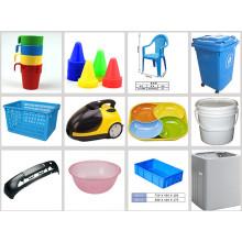 Heiße Verkaufs-Spritzgießmaschine für die Plastikschalen-Herstellung
