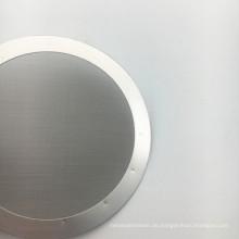 61,5 MM Durchmesser Food Grade 304 Edelstahl Drahtgeflecht Kaffee Filter Verwendet Aeropress Kaffeemaschine