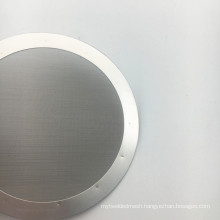 61.5MM Diameter Food Grade 304 Stainless Steel Wire Mesh Coffee Filters Used Aeropress Coffee Maker