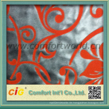 Möbel Gebrauch Polsterbezug aus Polyester Chenille Stoff