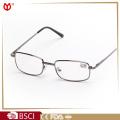 High Quality Full Rim Or Half Rim Eye Glasses Frame Metal Reading Glasses