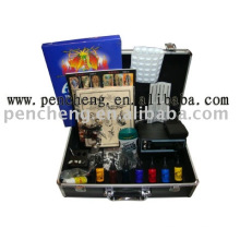 Máquina profissional de tatuagem e kit de tatuagem -6