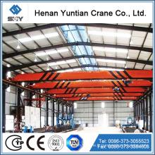 Équipement de manipulation matérielle: Grue aérienne simple de poutre pour l'usine en acier, entrepôt