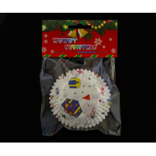 Jumbo baking cup polybag packaging