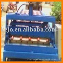 Máquina de telha IBR