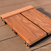 Swimming pool waterproof artificial wooding floor wpc decking