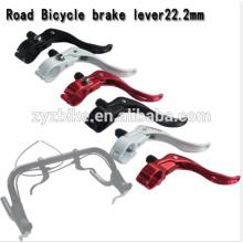 Alavanca de freio de bicicleta Ciclismo de estrada bicicleta dobrável Cilindro fixo fixo C- Grampo