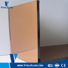 Bronze Reflective Glass with CE&ISO9001