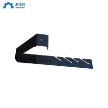 Custom spring steel power coated angle bracket