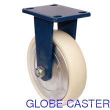 10 inch Extra Heavy duty Nylon Caster, Double Ball Bearing, MOQ:100PCS