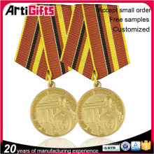 China factory cheap uae pin badge medals