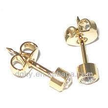 2012 модный дизайн уха шпильки уха пирсинг шпильки