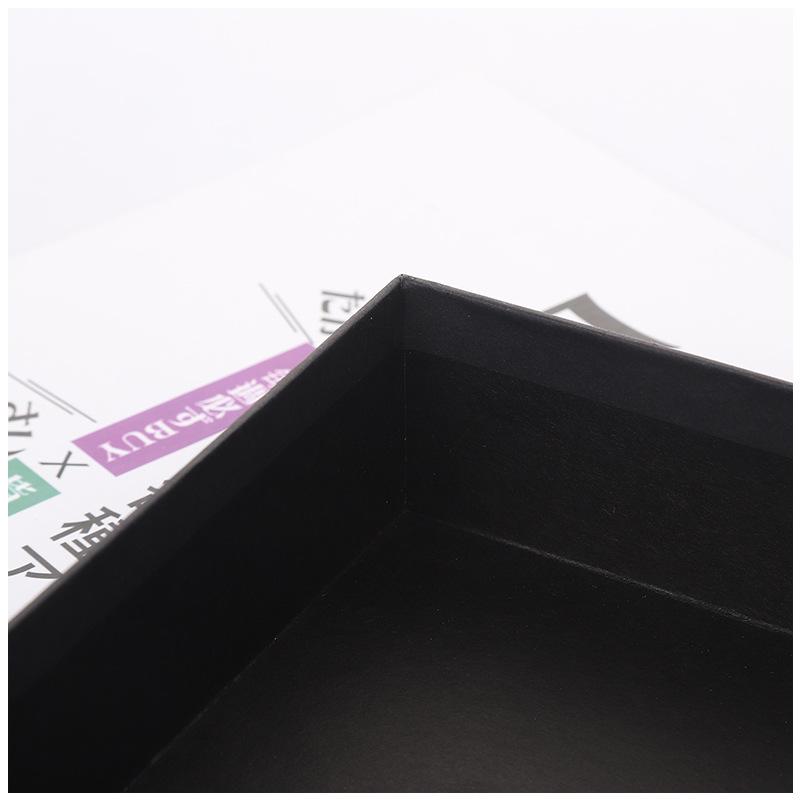 Black Earphone Box 5
