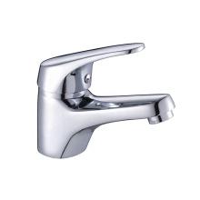 B0049 F fashion chrome face basin tap,bathroom basin mixer faucet,brass basin mixers