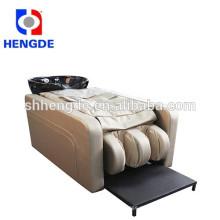 HD-SC805 Hengde Shampoo Massage Chair y masaje 3D en la parte posterior
