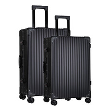 Bagages de transport de bagage de valises d'ABS