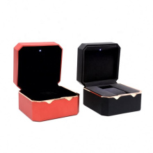 Fancy Custom Printed Packaging Square Jewelry Box With Logo