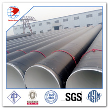 PP Coated LSAW Carbon Steel Pipe for liquid transfering