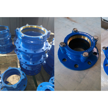 Ductile Iron Pipe Joint Flange adaptor3