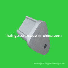 Sand Casting Parts ADC-12 Aluminum Die Casting Sand Casting Parts Material
