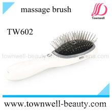 USB Hair Brush with Oil Massage Function