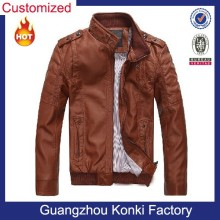 Wholesale Casual Man Fur Jacket
