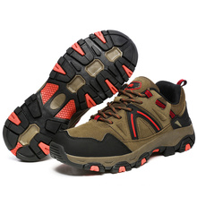 Wholesale Outdoor Sport Shoes men's hiking shoes